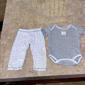 Burt's Bees Baby legging sets